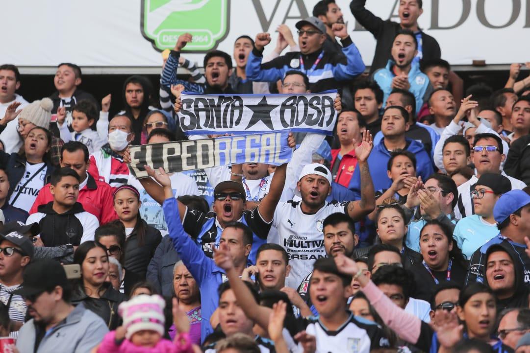 Pega San Luis a Querétaro de visita