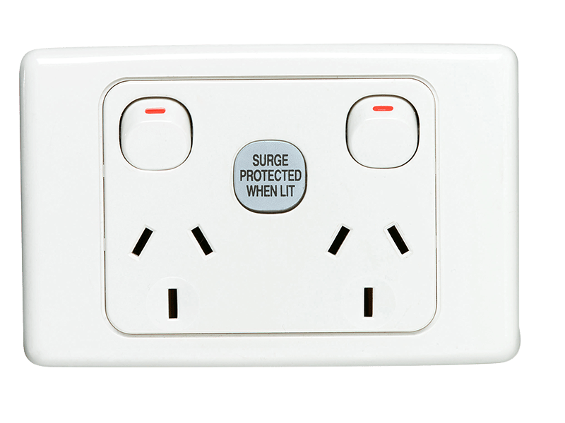 clipsal surge protection wiring diagram
