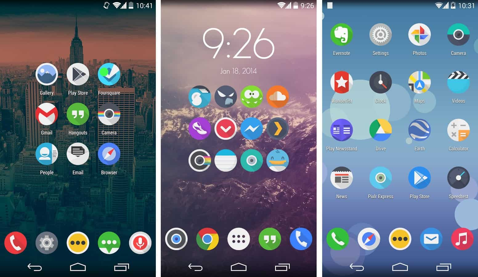 Iphone Wallpaper Changer App How To Create Your Own Custom Icons On Android Updato