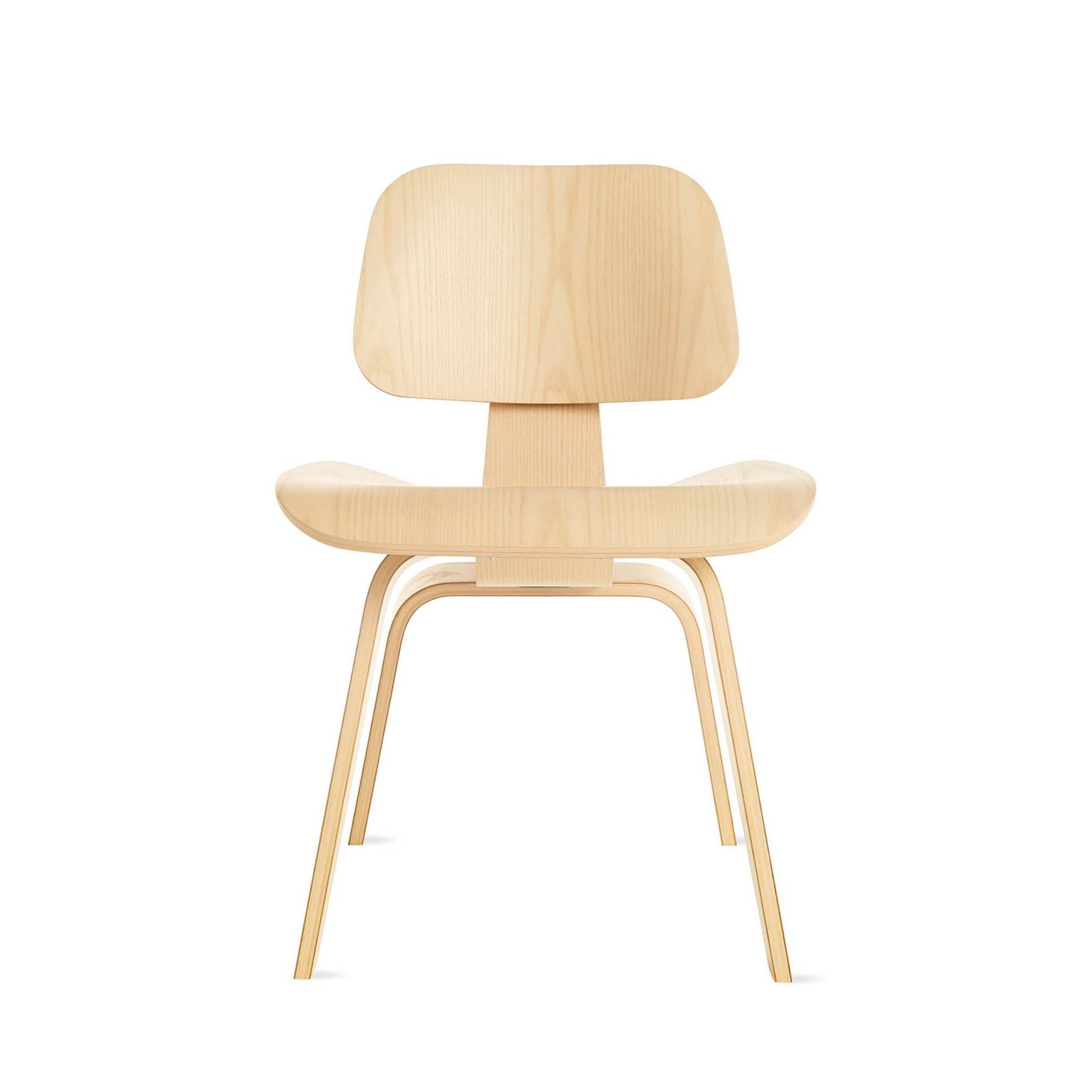 Charles And Ray Eames Chair Eames Molded Plywood Dining Chair Wood Base By Charles