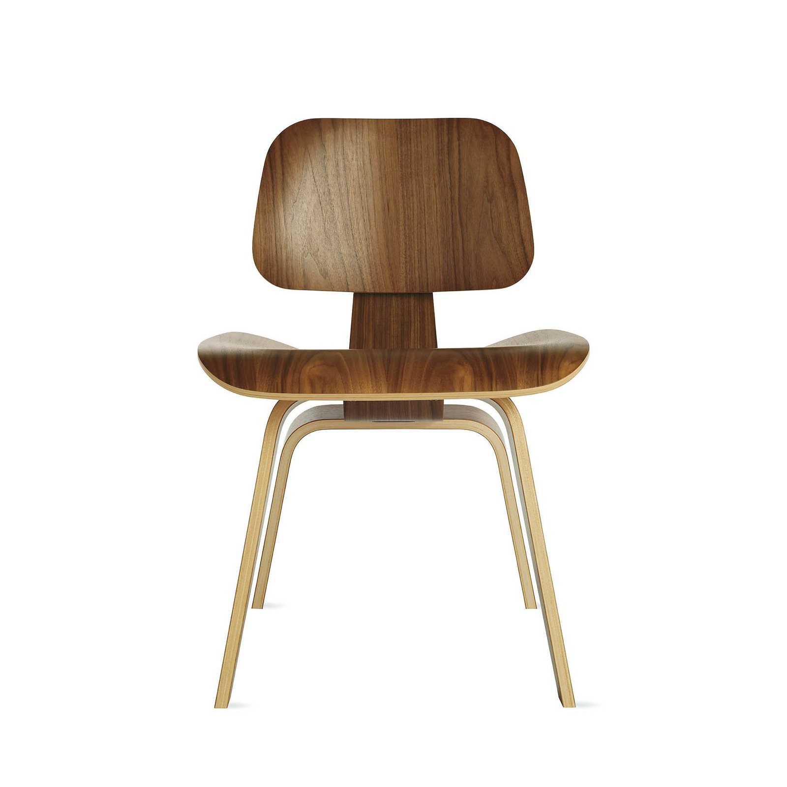 Dining Chairs Eames Eames Molded Plywood Dining Chair Wood Base By Charles