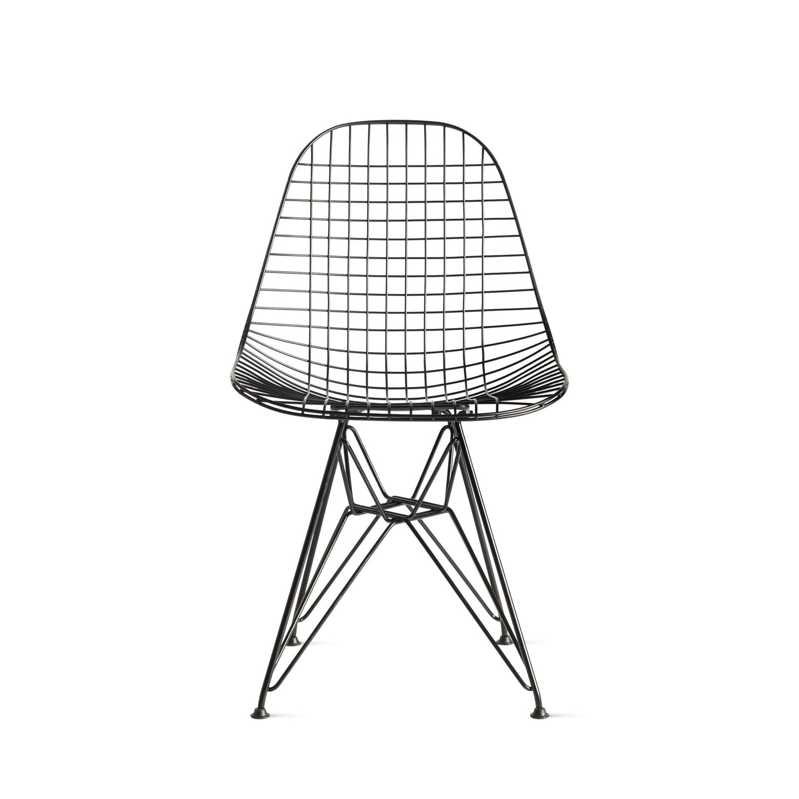 Charles And Ray Eames Chair Eames Wire Chair By Charles And Ray Eames For Herman Miller