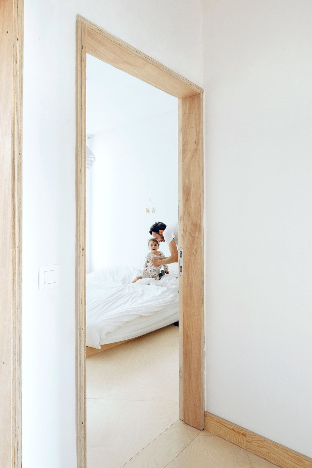 Plywood Door Designs For Rooms Plywood Door Frame Av By I S M Architecten Up Interiors