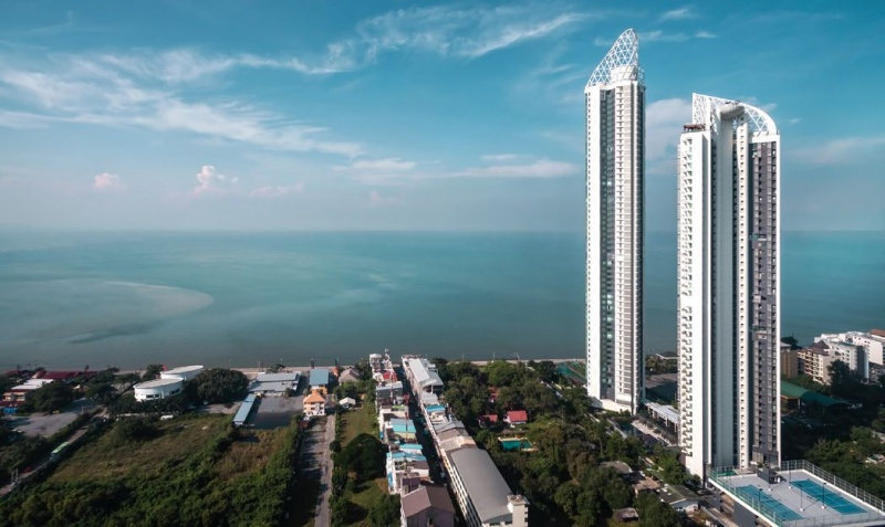 Reflection, New Developing Project in Na Jomtien, Pattaya Pattaya