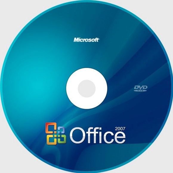 نسخة Microsoft Office Blue Edition 2007 *Fully Activated* غير محتاج - office cd