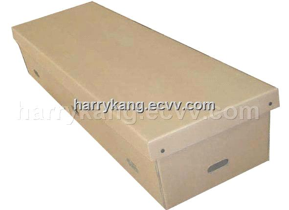 Eco Friendly Cardboard Coffin Or Paper Casket Cr 004