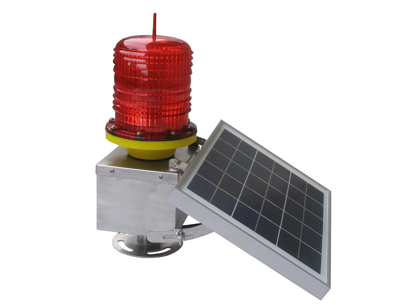 Gs Ls S Low Intensity Solar Powered Aviation Obstruction