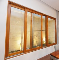 Single Pane Horizontal Storm Custom Color Sliding Glass ...