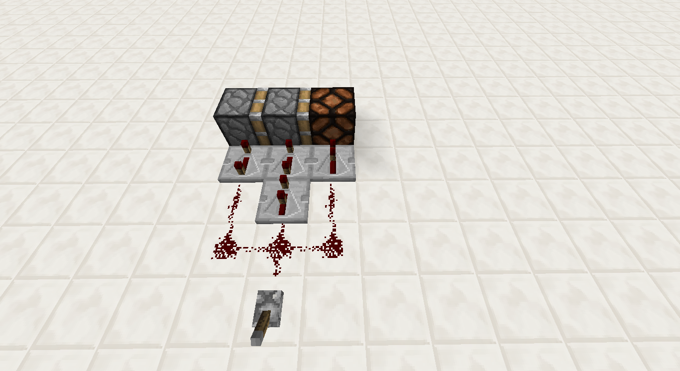 redstone repeater circuit