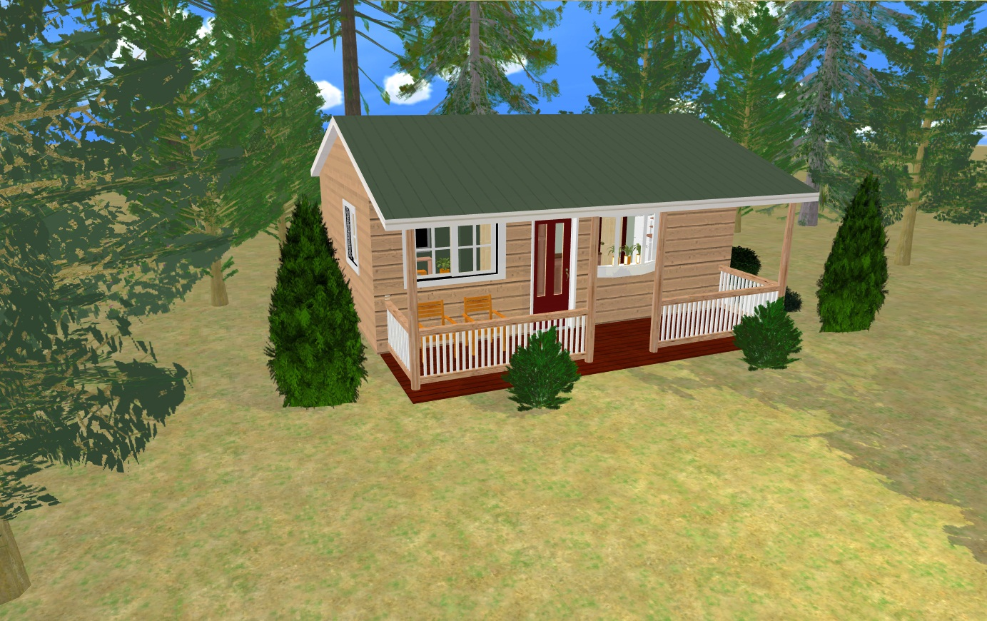 Small 3 Bedroom House Cute Small House Bedroom 2 3d Small 2 Bedroom House Plans