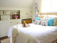 HGTV Small Bedrooms Beach Cottage Bedroom Design, beach ...