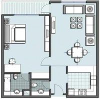 Inside One Room House Small One Room House Plans, one room