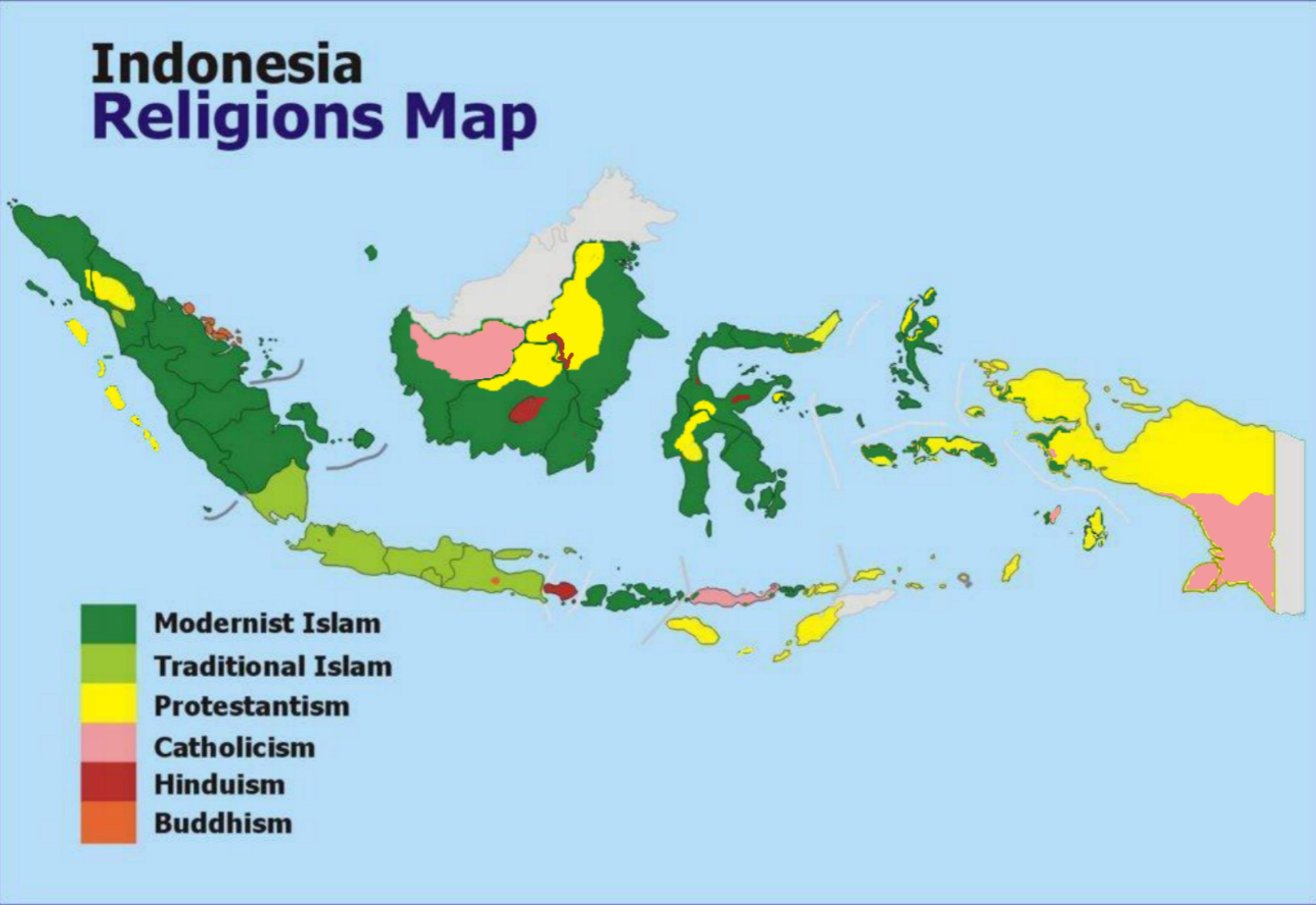 Christianity in Indonesia - Wikipedia
