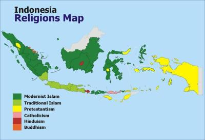 Christianity in Indonesia - Wikipedia