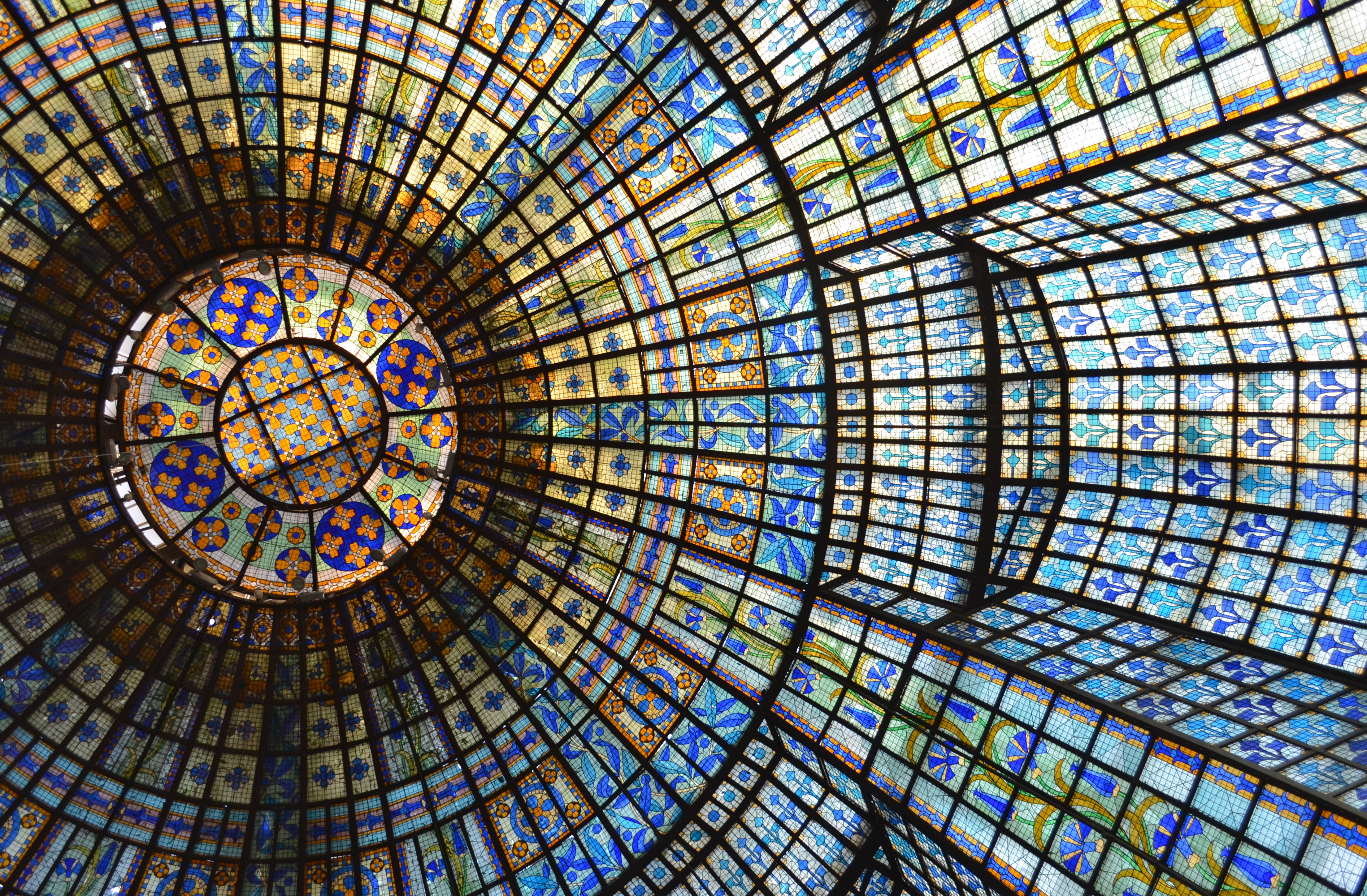 Le Printemps Paris File Paris 9 Printemps Cupola 2 Jpg Wikimedia Commons