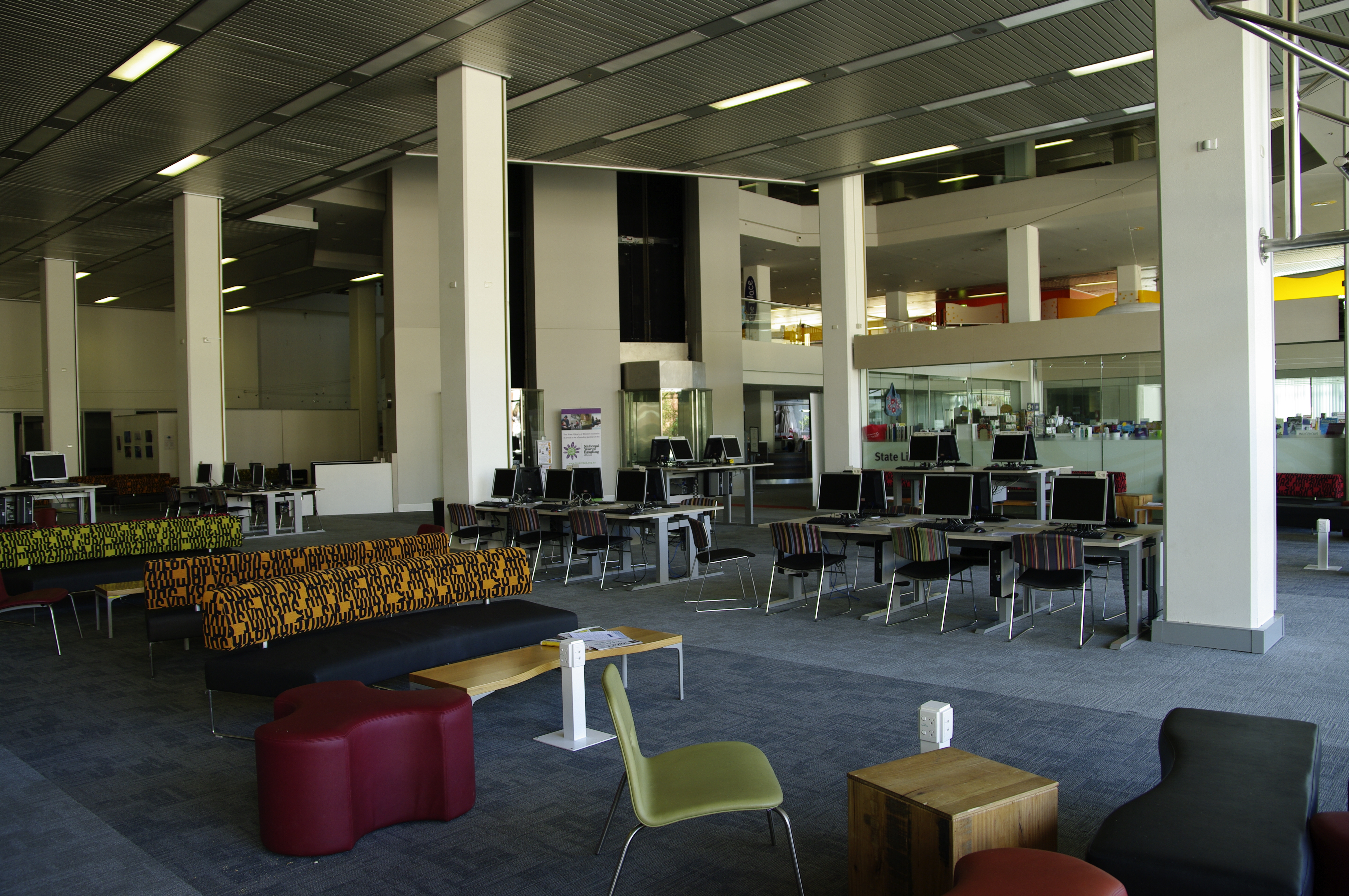 Library Furniture Australia State Library Of Western Australia Wikiwand