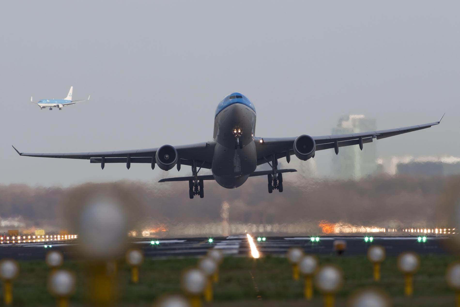 A380 Wallpaper Hd File Klm A330 Crosswind Takeoff 6483116085 Jpg