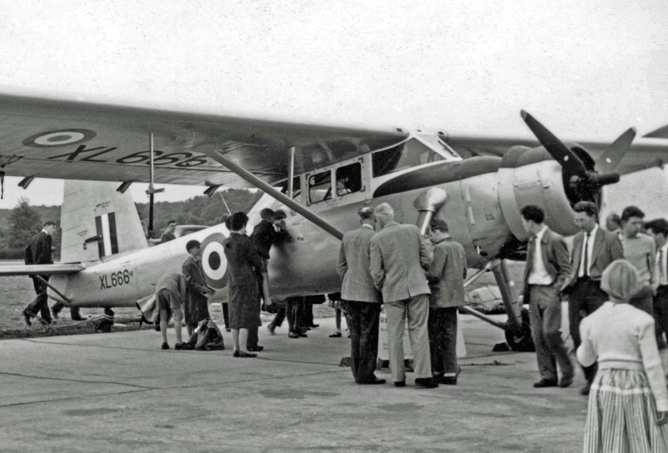Hp Xl Scottish Aviation Pioneer - Wikipedia