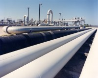 File:Crude oil pipes at SPR Bryan Mound site near Freeport ...