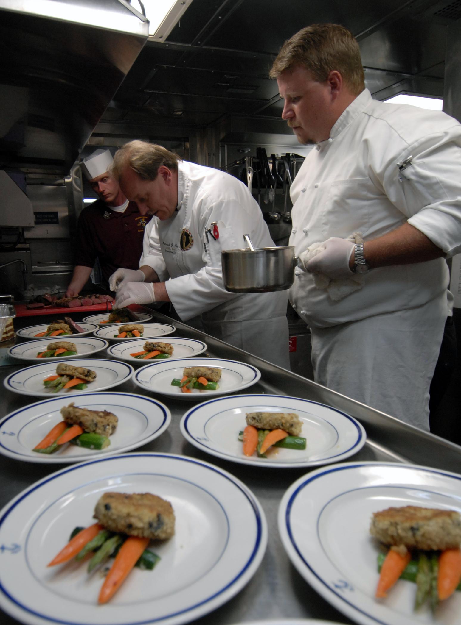 resume for chefs