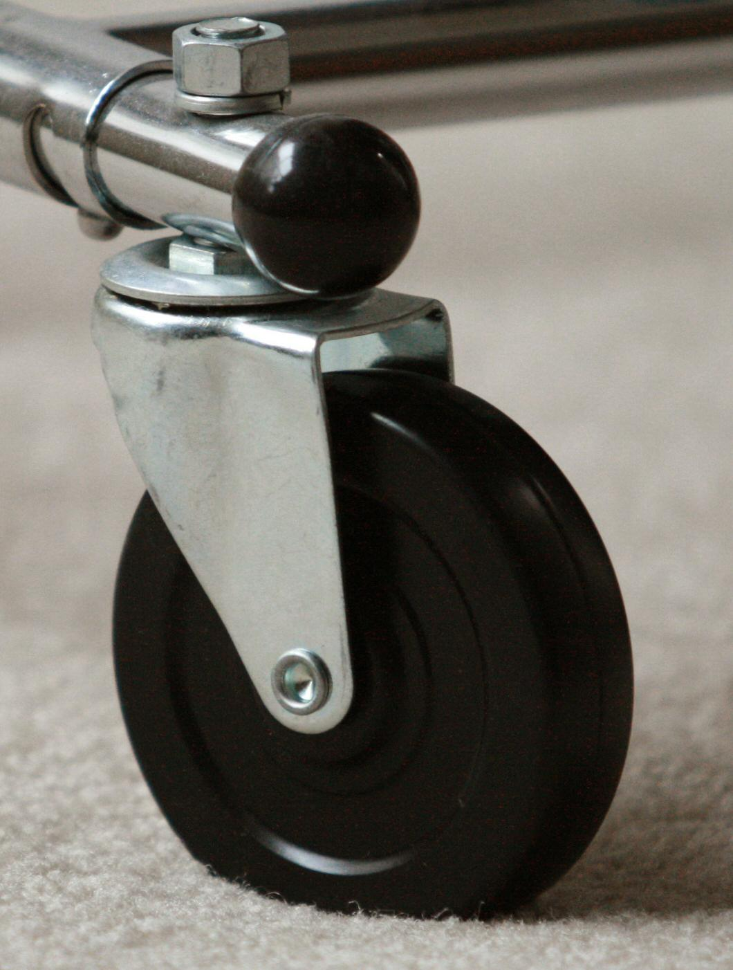 Casters And Wheels Caster Wikipedia