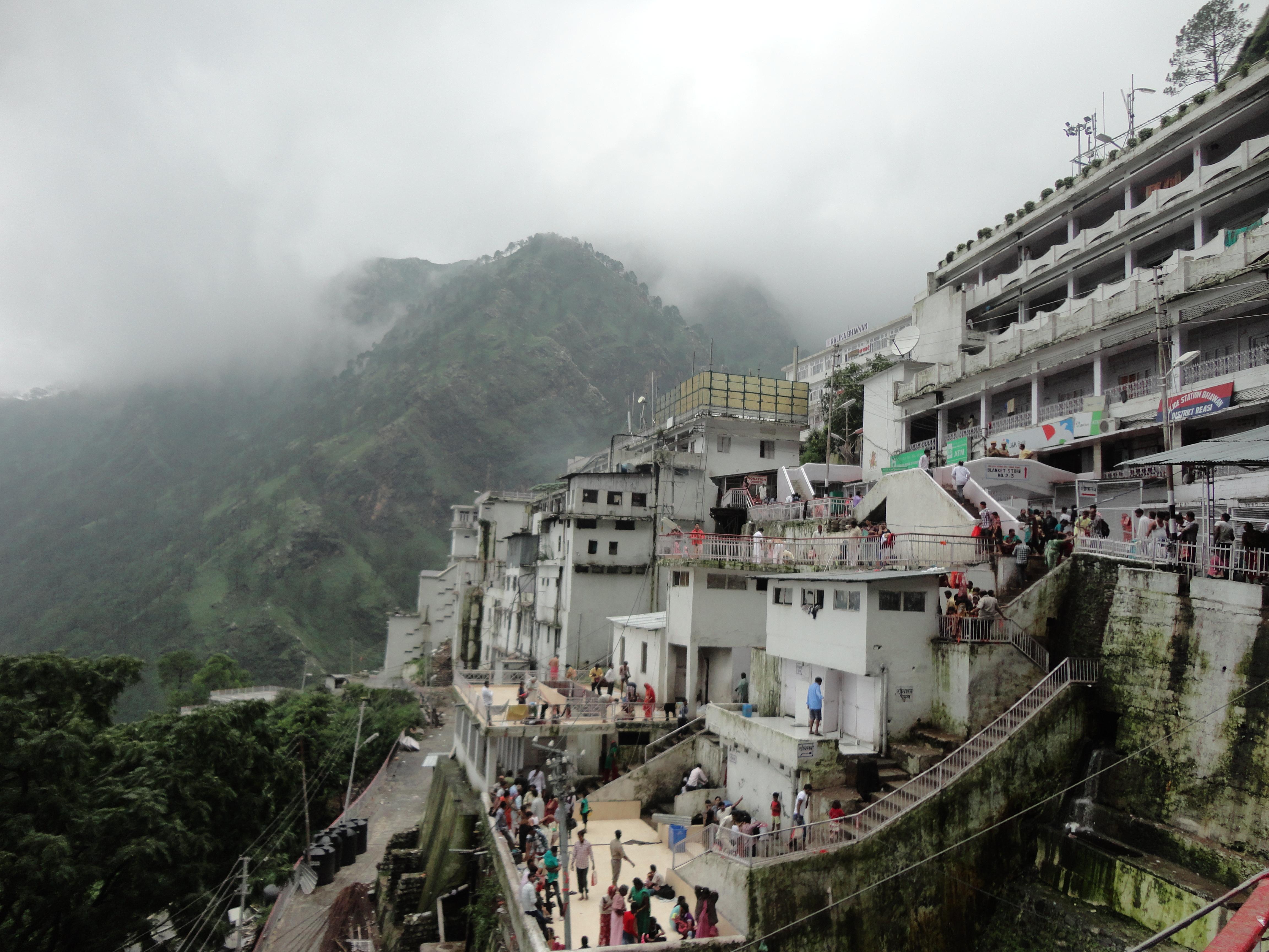 Jai Mata Di Hd Wallpaper Vaishno Devi Weather Gt Best Time To Visit Temperature