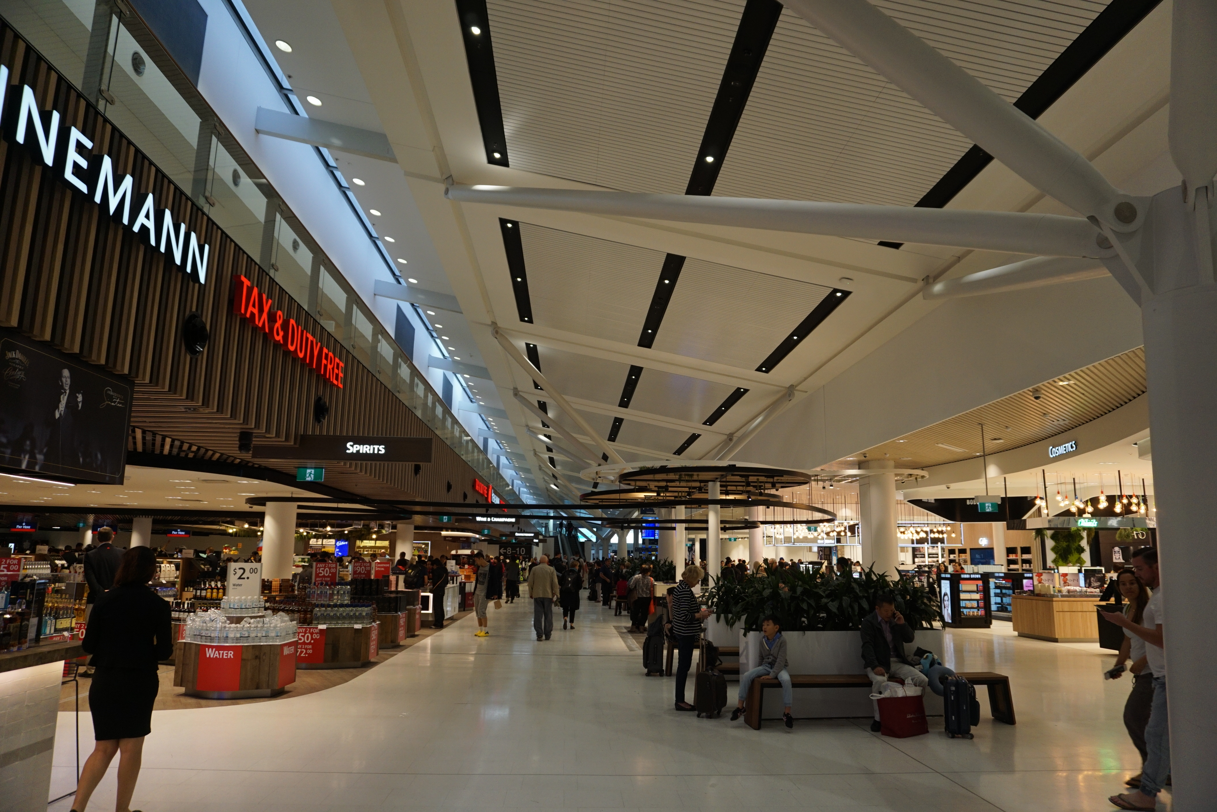 Sydney Airport Shops File Sydney Airport T1 Duty Free After Immigration Jpg Wikimedia