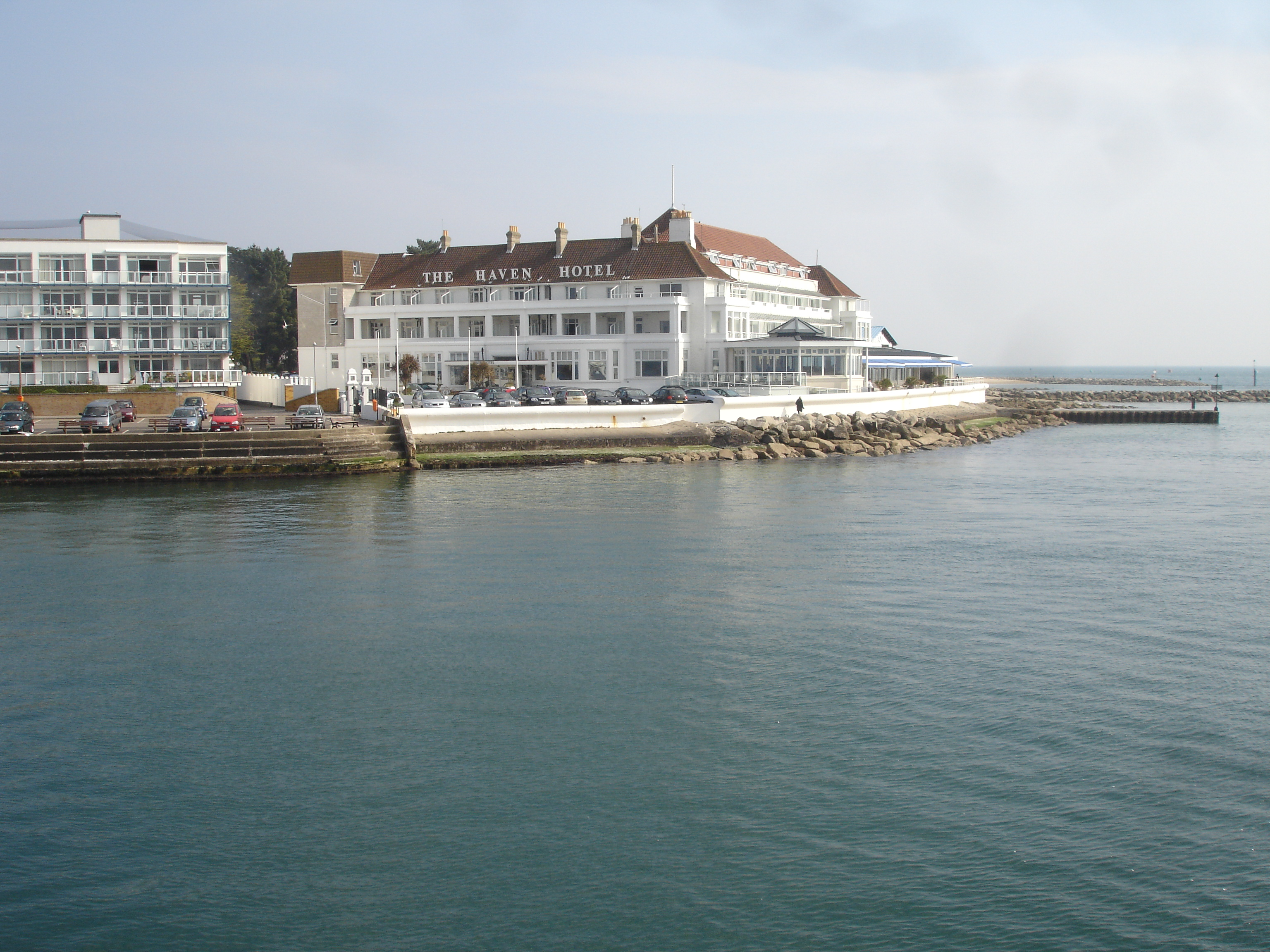 Bed And Breakfast Poole Harbour Sandbanks Hotel Wikipedia