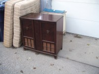rca victor cabinet