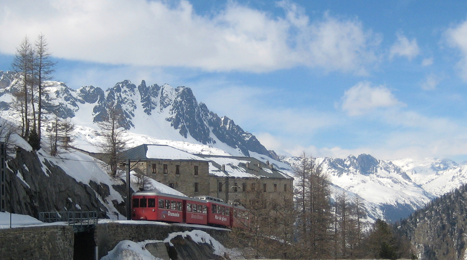 Hotel Montenvers File Train Hotel Montenvers Jpg Wikimedia Commons