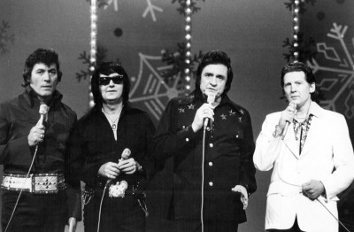 File:Carl Perkins Roy Orbison Johnny Cash Jerry Lee Lewis 1977.jpg - Wikimedia Commons