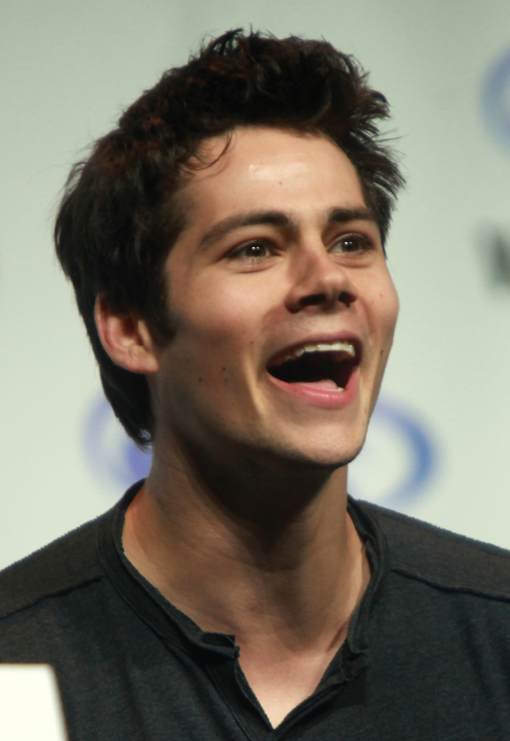 Cute And Funny Wallpapers For Desktop File Dylan O Brien Wc 2014 Jpg Wikimedia Commons