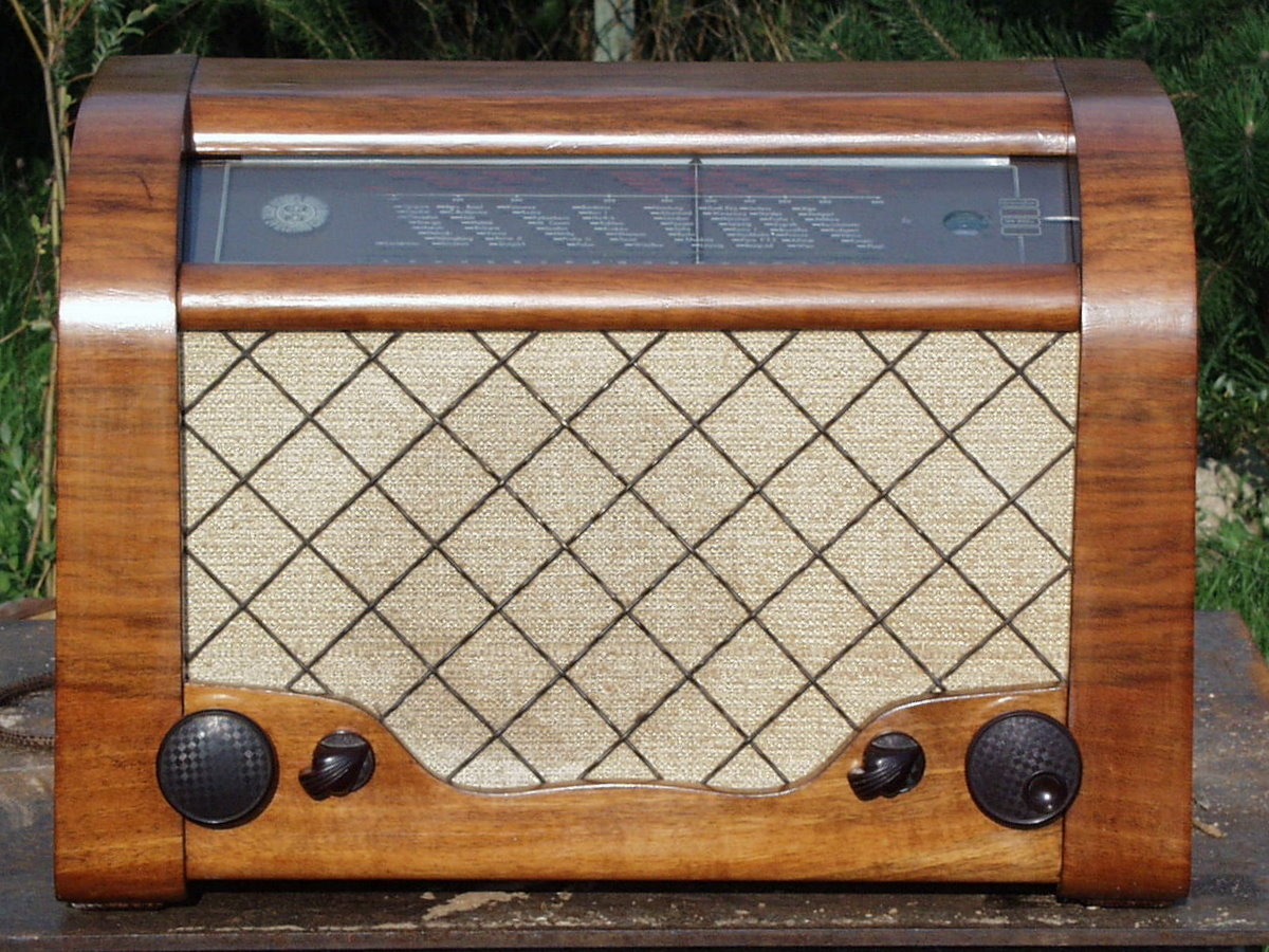 Antique Radio Wikipedia