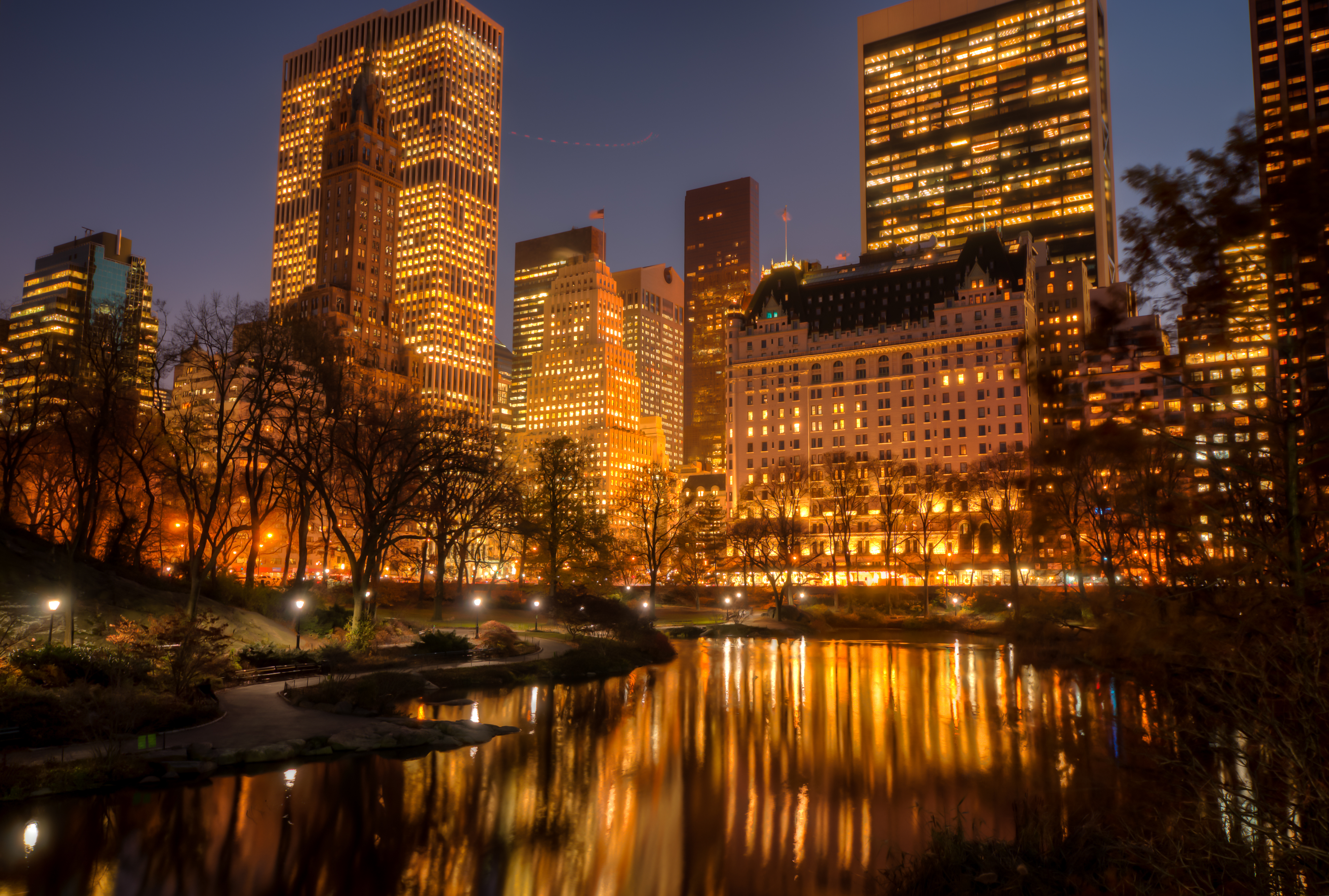 4k Central Park In The Fall Wallpaper File Bright New York City Jpg Wikimedia Commons
