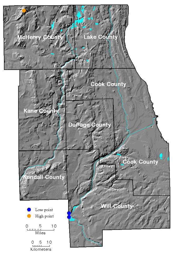 Geography of Chicago - Wikipedia - geographic preference definition