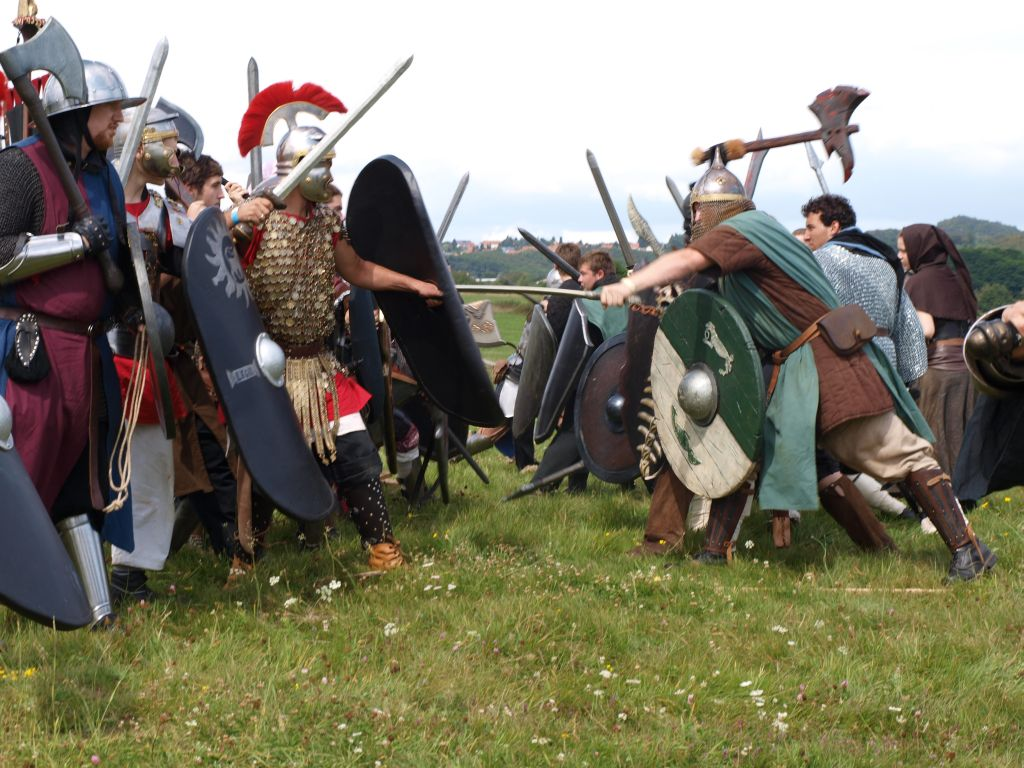 Wikinger Larp File Epic Empires5 Jpg Wikimedia Commons
