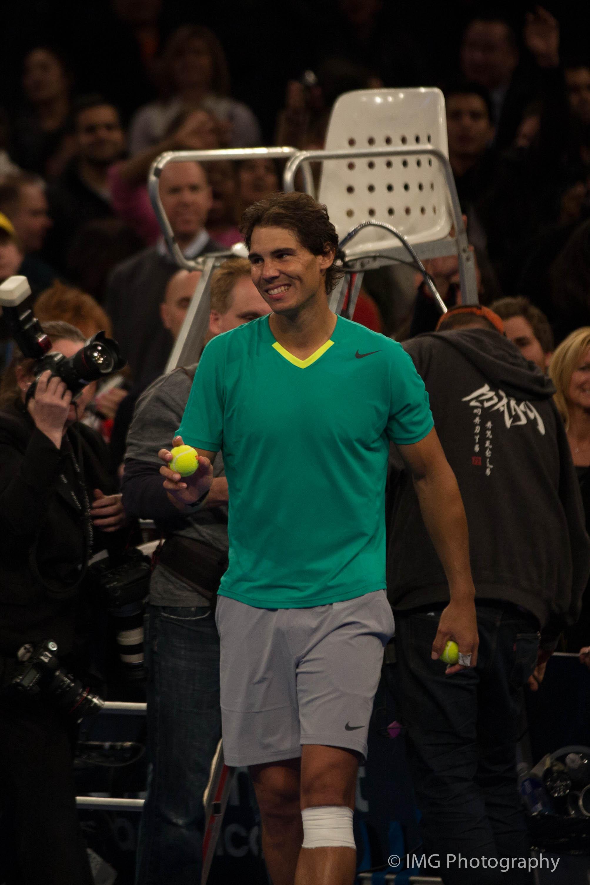 Rafael Nadal 2013