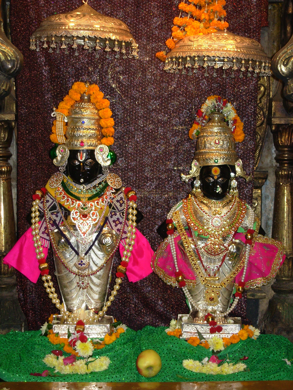 Venkateswara Swamy Hd Wallpapers File Vitthal Rakhumai Jpg Wikipedia