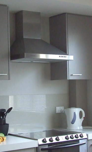 Meuble Cuisine Leroy Merlin Blanc Kitchen Hood - Wikipedia