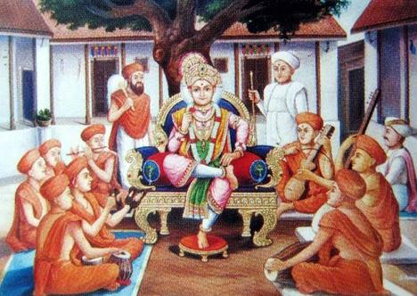 Baps Ghanshyam Maharaj Hd Wallpaper File Shreeji Maharaj Jpg Wikimedia Commons