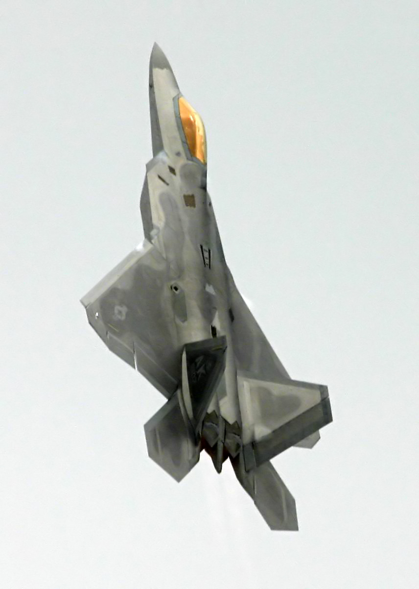 Cockpit Hd Wallpaper File F 22 Raptor In A Vertical Climb At Arctic Thunder Jpg