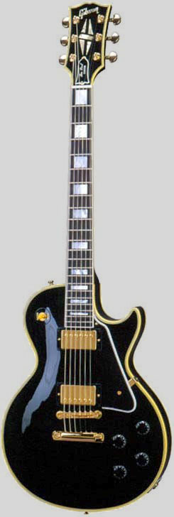 Gibson Les Paul Custom - Wikipedia