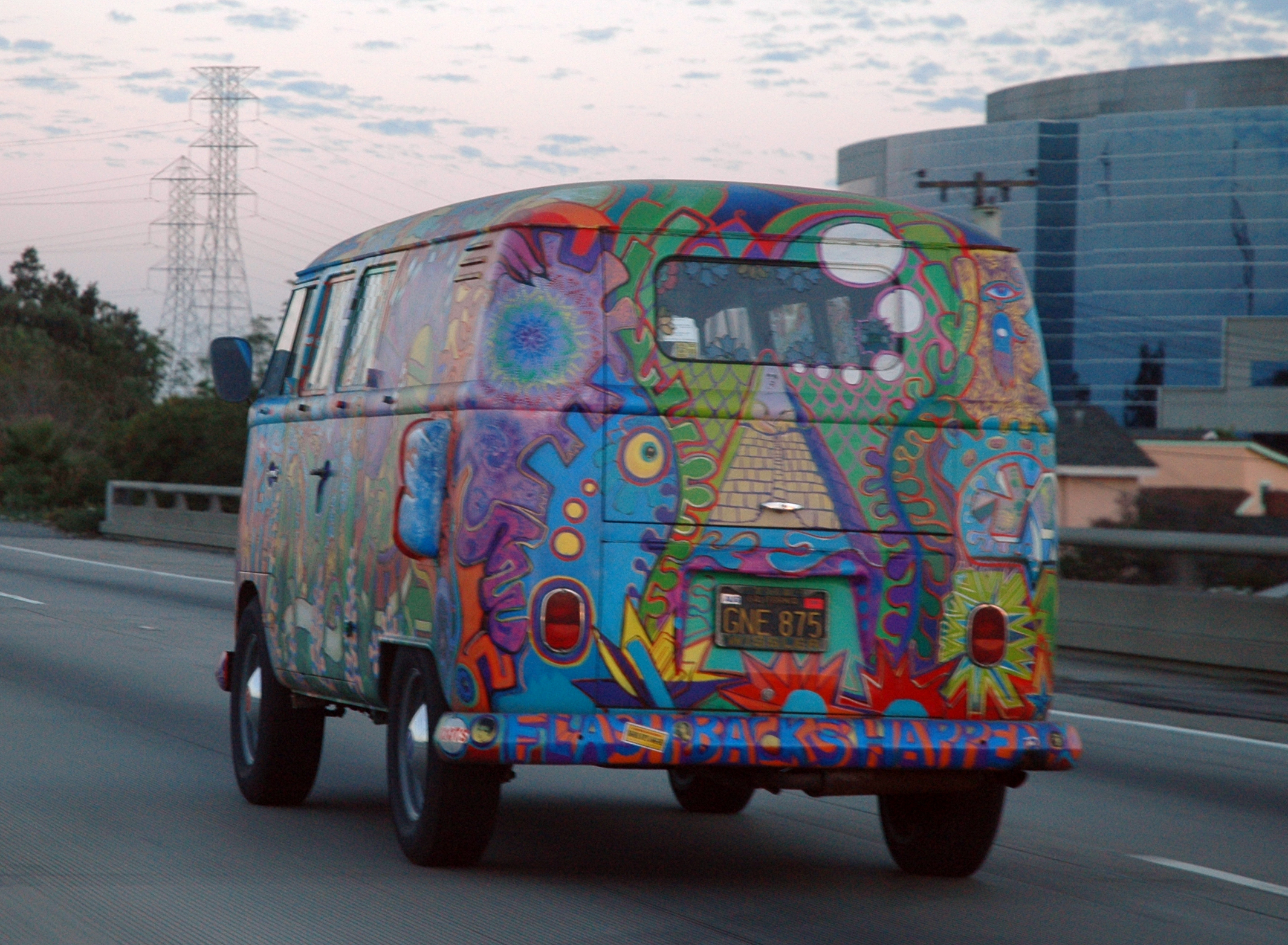 Pinturas Hippies File Vw Bus T1 In Hippie Colors Jpg Wikipedia