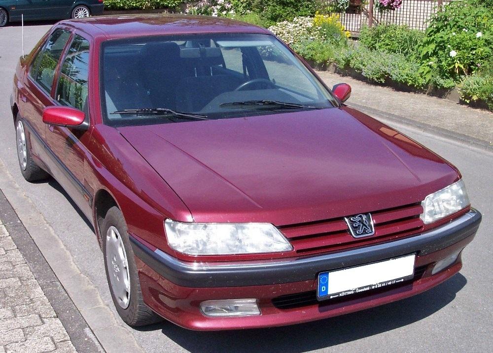 Peugeot 605 - Wikipedia