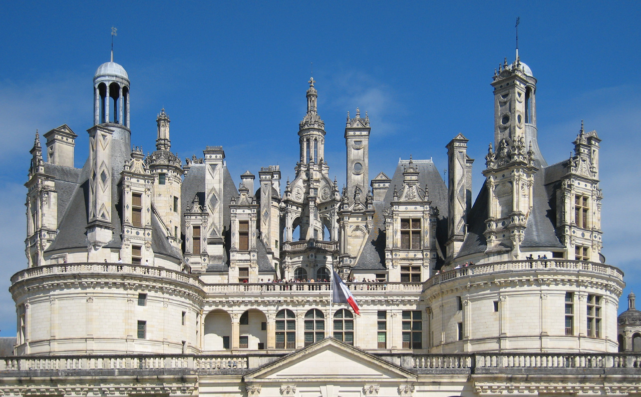 Chateau De Chambord 365 Cheminees The America Needs Fatima Blog Chambord Castle And Love Of