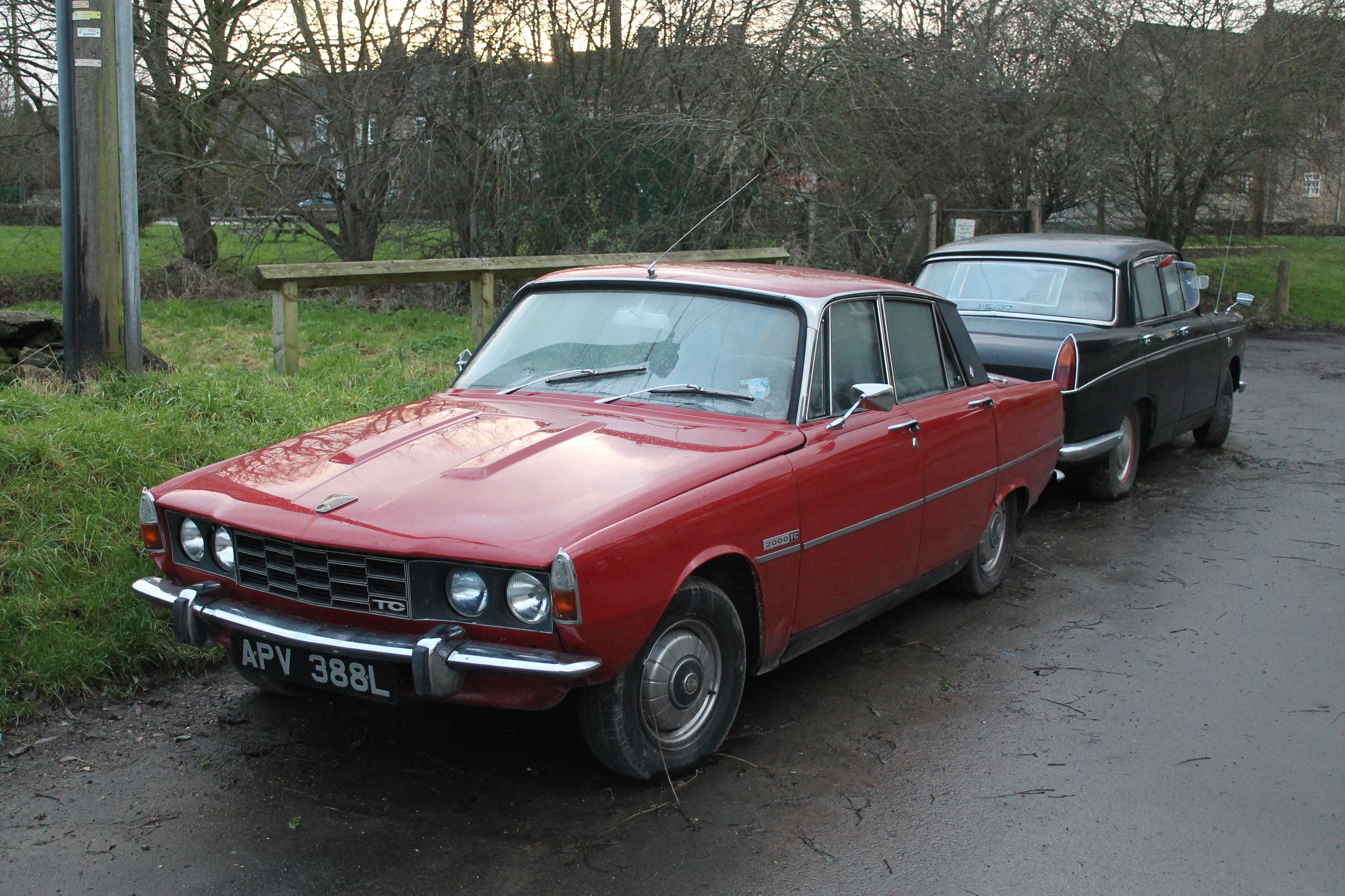 Rover P6 File 1972 Rover P6 2000 Tc 16232724778 Jpg Wikimedia Commons