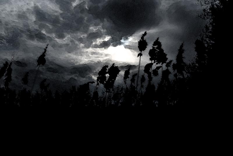 Dark Blue Smokey Quote Wallpaper Darkness Wikiquote