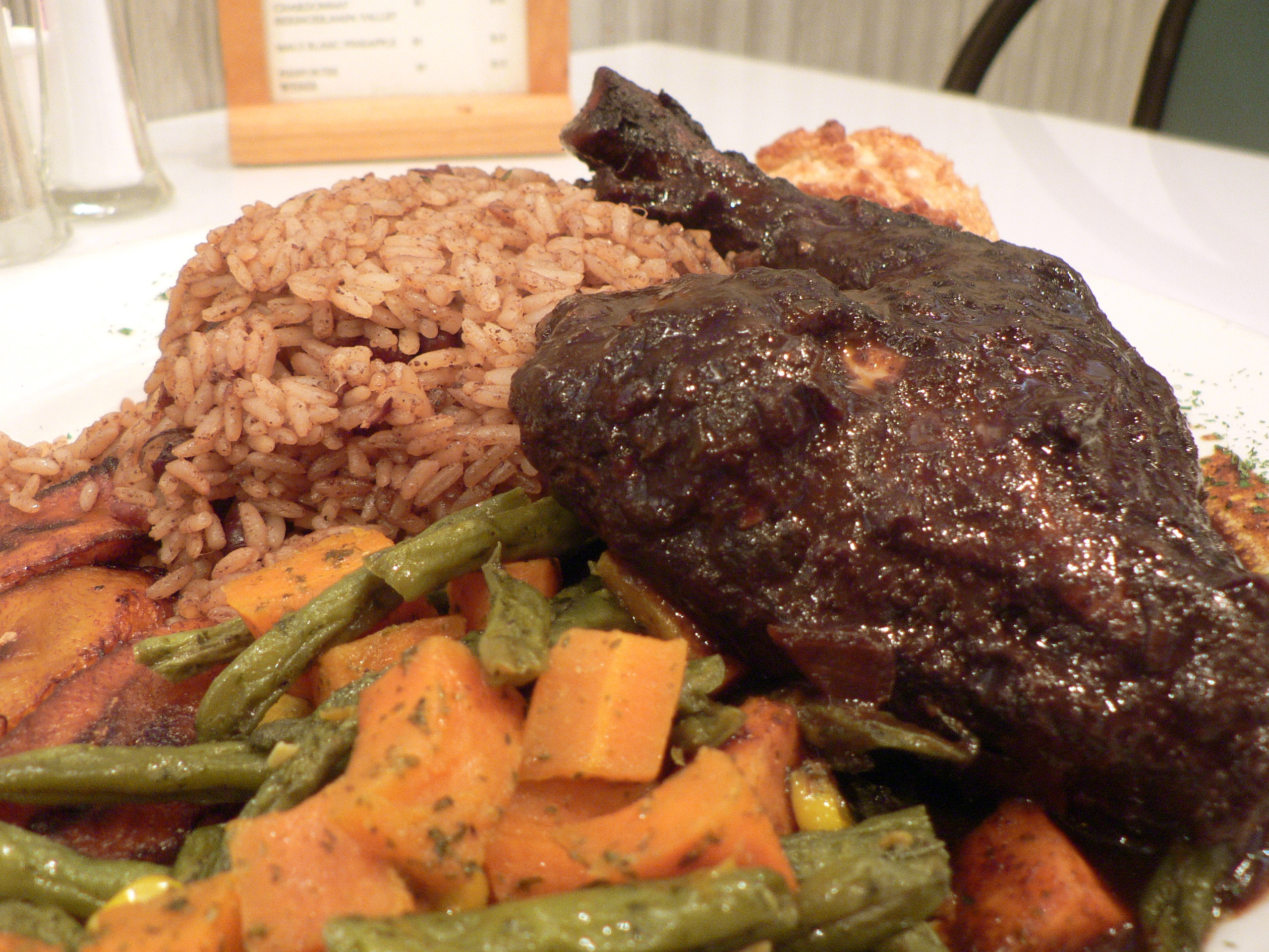 Cuisines With Spicy Food List Of Jamaican Dishes And Foods Wikipedia