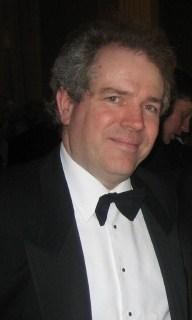 English: Dr Charles Tannock MEP