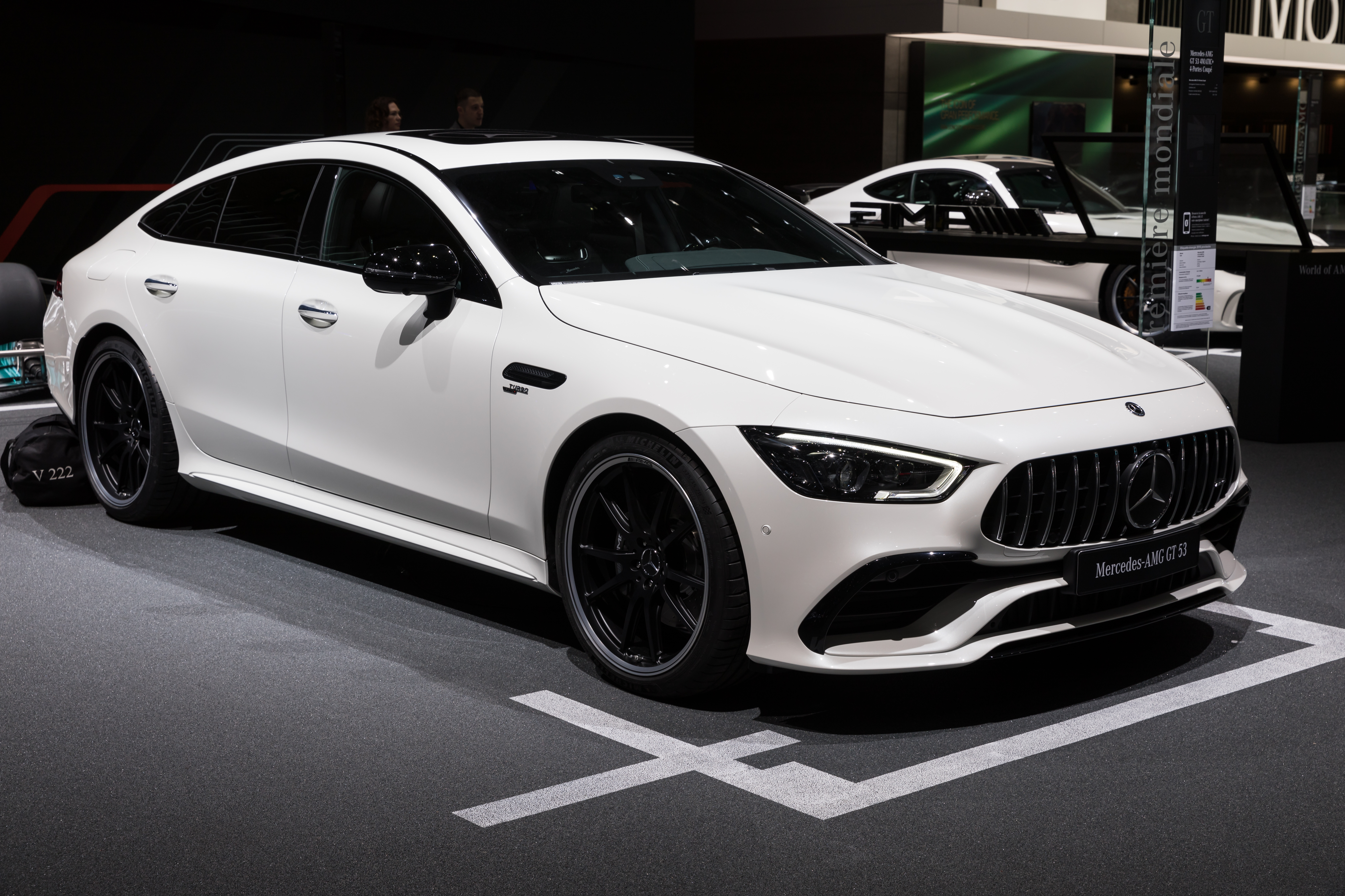 Mercedes Amg Mercedes Amg Gt 4 Door Coupé Wikipedia